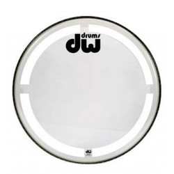 """DW 22"""" Clear Coated DRDHCC22K"""