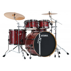 Tama Superstar Hyper-Drive Standard Cherry Wine
