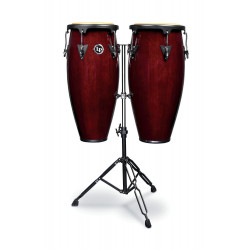 LP Congas Aspire Dark Wood LPA647DW