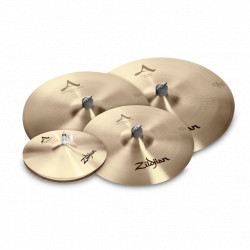 Zildjian Set Platos A  Series Rock Music