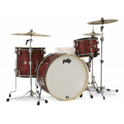 PDP by DW Concept Classic Rock Ox Blood