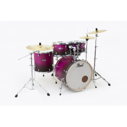 Pearl Export Lacquer Standard EXL725BR Raspberry Sunset