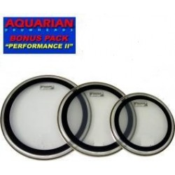 Aquarian Pack Performance II Clear Pack 2 Standard