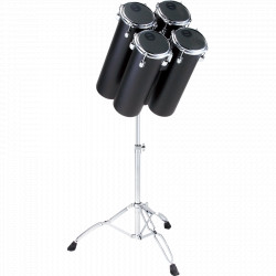 Tama 7850N4L Set 4 Octobans Low Pitch con Soporte