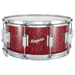 Rogers Dyna-Sonic Red Onyx 14x6.5""