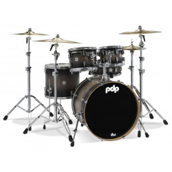 PDP by DW Concept Maple Studio Charcoal