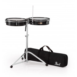 Pearl PTTM-1415 Travel Timbales