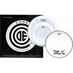 Code Pack Signal Smooth Rock + DNA Coated
