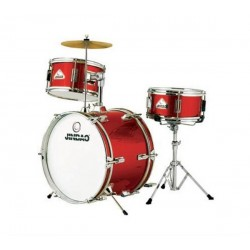 Jinbao Drumset Junior 1042 Red Wine