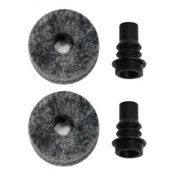DW DWSM2229 Barbed Cymbal Stem with Felt