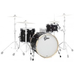GRETSCH GB-E823-SDE Brooklyn Standard Satin Black