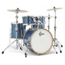 Gretsch Catalina Maple AS Aqua Sparkle