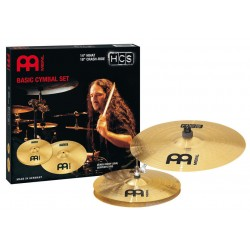 Meinl Set Platos HCS Cymbal Set Starter Eco