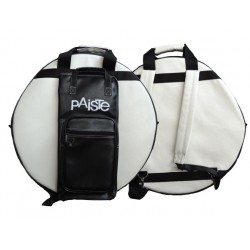 Paiste Pro Two Tone Leather Cymbal Case w/Ruck Sack Strap