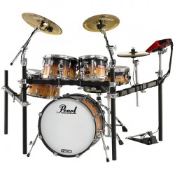 Pearl E-Pro Live #464 Brass Cymbals