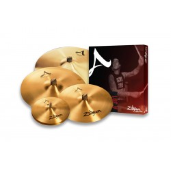 Zildjian Set Platos A Zildjian Box Set Sweet Ride