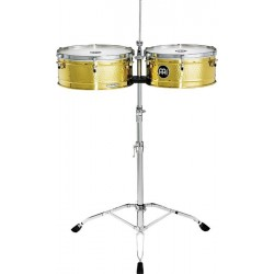 Meinl LC1BRASS Timbales Luis Conte Brass
