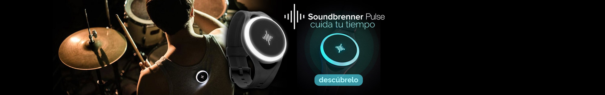 Soundbrenner Pulse Metrónomo