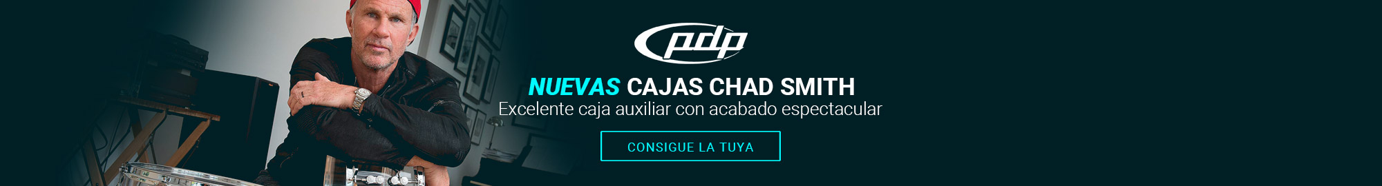 Cajas Chad Smith