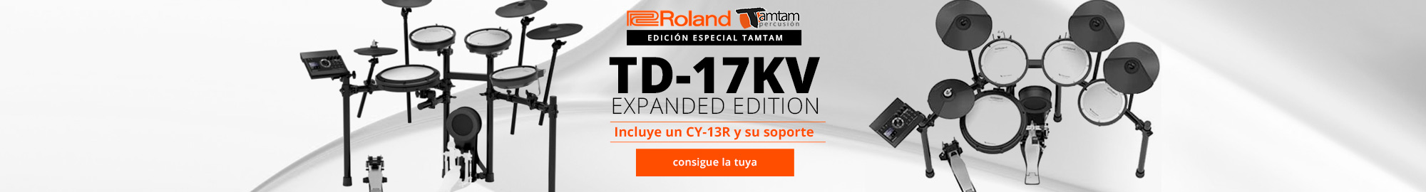 TD-17KV Expanded Edition