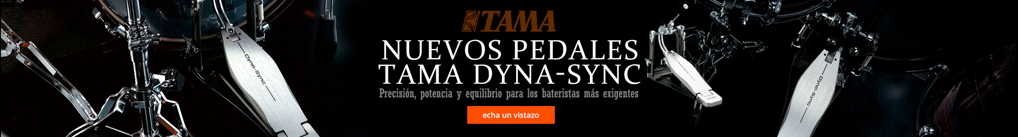 Pedales Tama Dyna-Sync