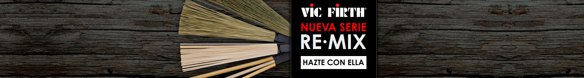RE.MIX de Vic Firth