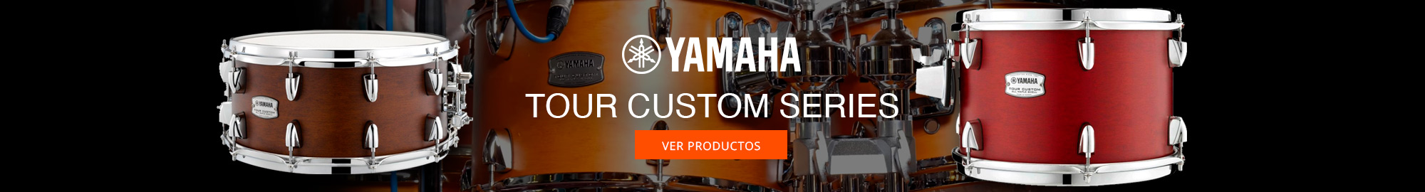 Yamaha Tour Custom Series