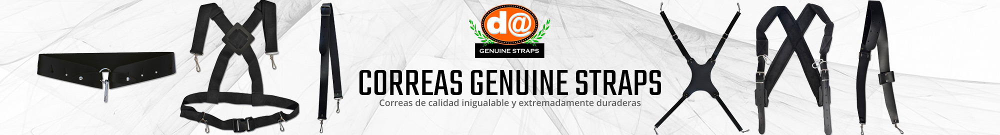 Correas Genuine Straps